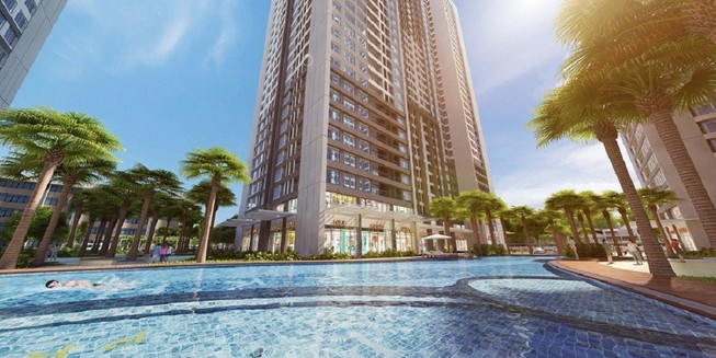 Park Hill Premium mở bán tòa căn hộ hoàn thiện đầu tiên