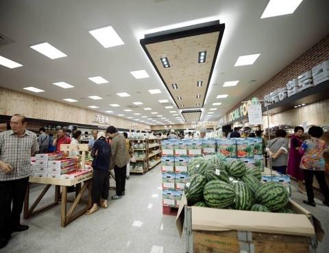 Kinh doanh nông sản sạch theo kiểu Hàn Quốc