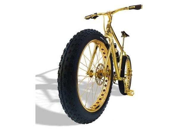 Cận cảnh xe đạp có giá... 21 tỉ đồng Việt Nam