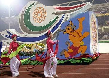 Đăng cai SEA Games là trách nhiệm của Việt Nam