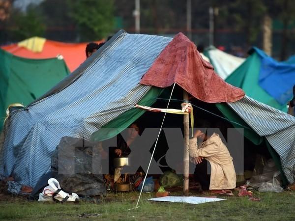 Ít nhất 12 người Việt mắc kẹt tại Nepal sau động đất chưa liên lạc được