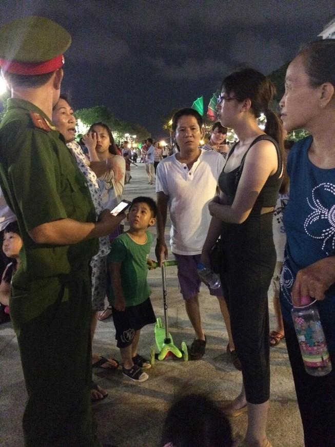 Giật dây chuyền táo tợn tại phố đi bộ Nguyễn Huệ