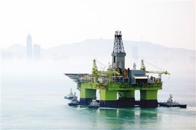 Trung Quốc đưa giàn khoan nước sâu thứ 2 đến biển Đông