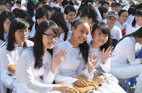 Đà Nẵng: Gần 10.000 chỉ tiêu lớp 10 công lập năm học 2015-2016