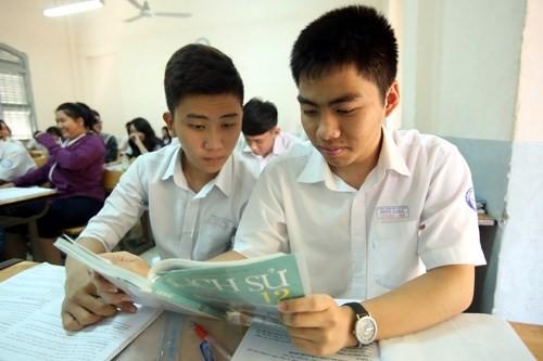 Ít thí sinh chọn thi môn sử, vì đâu nên nỗi?