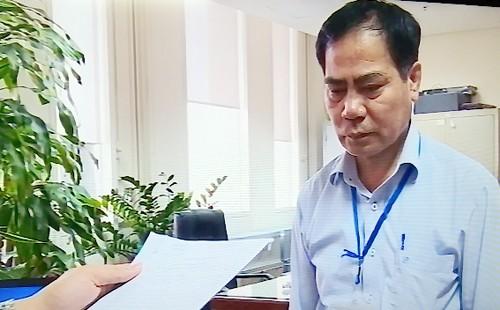 Vụ đường ống nước Sông Đà vỡ 10 lần: Bắt tạm giam nguyên giám đốc Ban quản lý