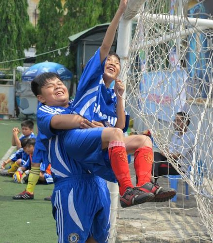 Bóng đá học đường và hành trình đến Nhật Bản