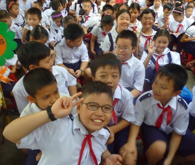 Quận Tân Bình: Bỏ xét tuyển vào lớp 6 theo điểm số