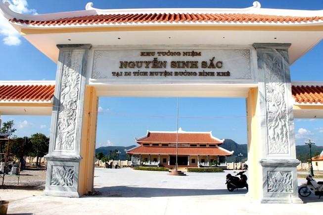 Thăm nơi Nguyễn Tất Thành đến gặp cha