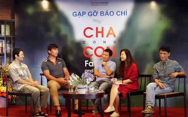20 diễn viên nhí tham gia dự án phim 'Cha cõng con'