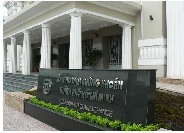 Tăng vốn điều lệ Sở Giao dịch chứng khoán TP Hồ Chí Minh lên 2.000 tỷ