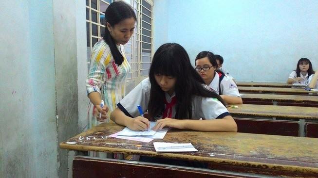 Pháp Luật TP.HCM Online cập nhật điểm thi lớp 10 tại TP.HCM