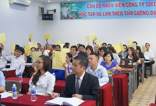 Lần đầu tiên TPHCM cổ phần hóa doanh nghiệp XKLĐ