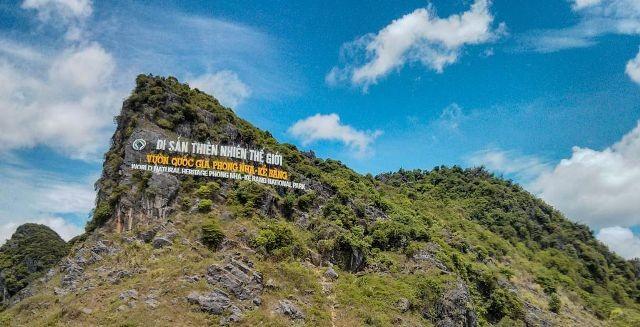Phong Nha-Kẻ Bàng ngoạn mục được công nhận di sản thế giới lần hai