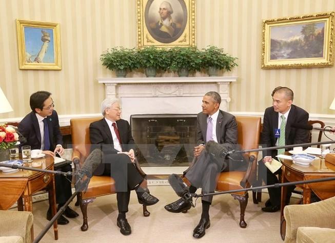 Washington Times: Kỷ nguyên mới trong quan hệ Hoa Kỳ-Việt Nam