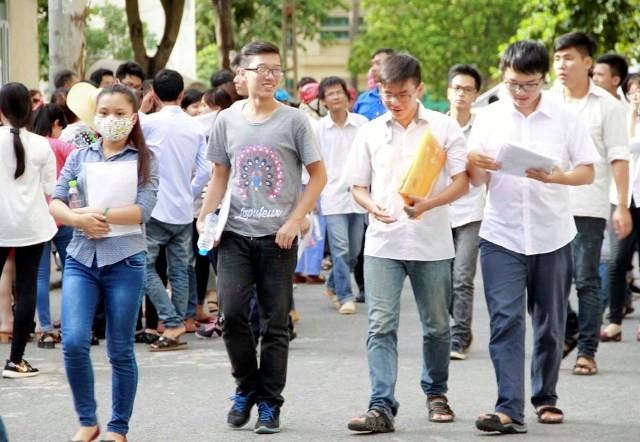 Phúc khảo bài thi tốt nghiệp THPT quốc gia 2015 thế nào?