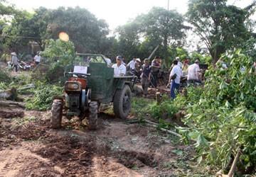 8 nông dân Văn Giang bị truy tố tội gây rối trật tự công cộng