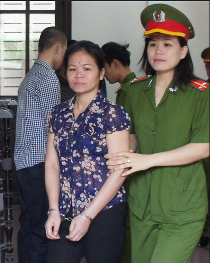 Đưa phụ nữ mang bầu sang Trung Quốc để bán, lĩnh 5 năm tù
