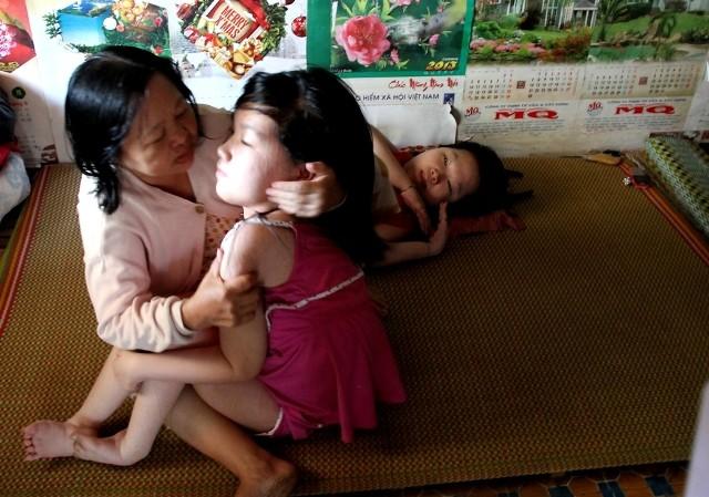 Không quên thảm họa da cam Việt Nam