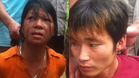 Chùm ảnh tổng hợp hành trình truy bắt nghi phạm vụ thám sát ở Yên Bái