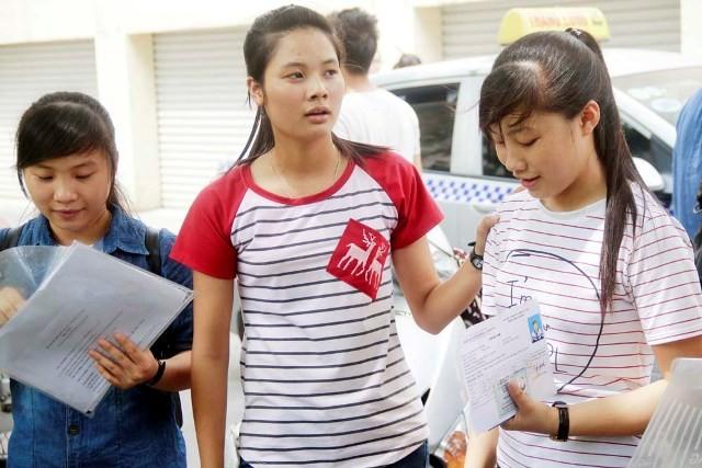 Tiếp tục công bố điểm chuẩn dự kiến của một số trường ĐH