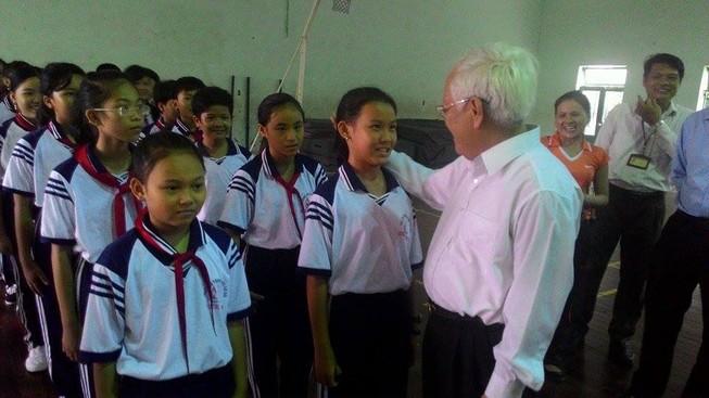 Khuyến khích đặt tên trường theo tên các Bà mẹ Việt Nam anh hùng