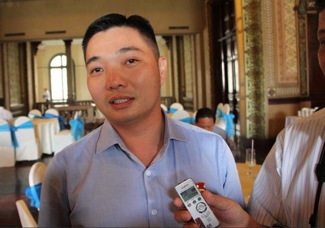 Ông Lê Trương Hải Hiếu: 'Người dân cần gì thì tôi làm, không ngồi trong phòng sáng tạo'