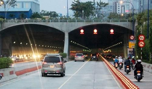 Những tuyến đường trung tâm TP.HCM sẽ cấm xe dịp Lễ 2/9