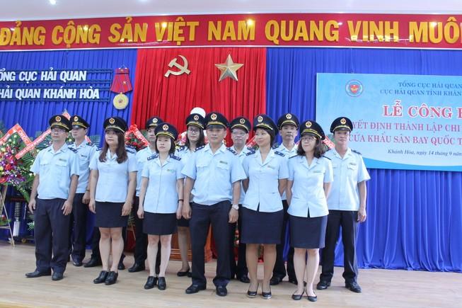 Thành lập Chi cục Hải quan cửa khẩu sân bay quốc tế Cam Ranh