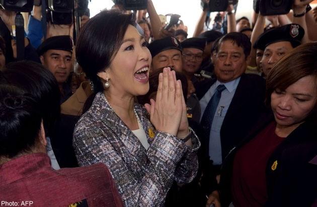 Cựu thủ tướng Thái Lan phải bồi thường hàng trăm tỉ bath