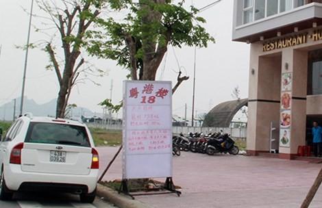 Audio: Người Trung Quốc đang làm gì ở Đà Nẵng?