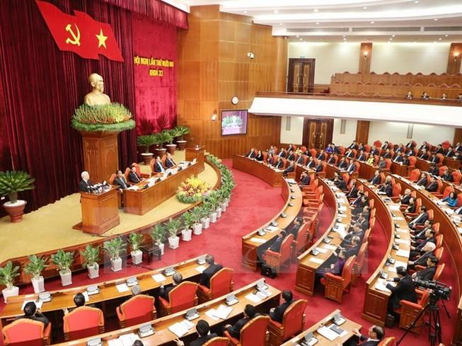 Trung ương thảo luận đề án bầu cử đại biểu Quốc hội, HĐND
