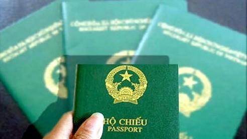 Sửa đổi một số quy định về hộ chiếu