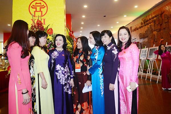 Chân dung bốn phó bí thư Thành ủy Hà Nội khóa XVI