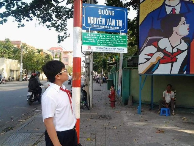 Bình yên ở con đường ngắn nhất Biên Hòa