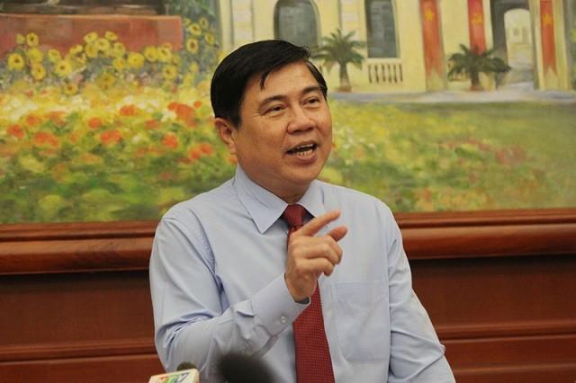 Ông Nguyễn Thành Phong: 'Tôi không lo lắng gì cả'