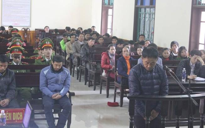 Vụ sập giàn giáo ở Formosa: Đề nghị phạt tù hai người Hàn Quốc