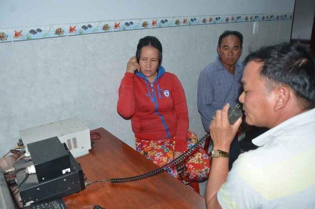Tàu cá Quảng Ngãi bị tấn công hai lần ở vùng biển Quảng Trị