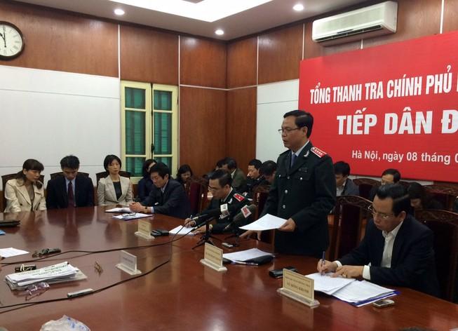 Tranh luận 'nảy lửa' giữa người dân và phó chủ tịch Hà Nội