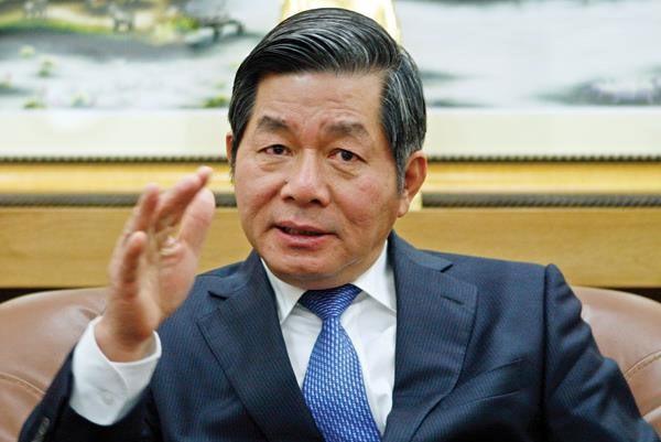Bộ trưởng Bùi Quang Vinh: Chúng ta phải đi con đường chung của nhân loại