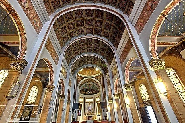 Nhiều câu hỏi quanh kiến trúc nhà thờ Hạnh Thông Tây