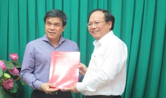 Tổng Giám đốc HTV làm phó trưởng Ban Tuyên giáo Thành ủy TP.HCM