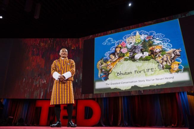 Bài phát biểu gây chấn động của Thủ tướng Bhutan
