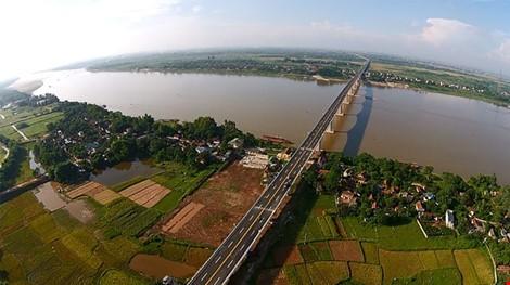"""Thủ tướng chưa xem xét phê duyệt """"siêu dự án sông Hồng"""""""