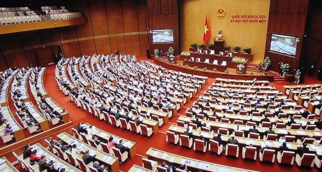 Sáng 30-6, họp báo công bố hoãn thi hành Bộ luật Hình sự