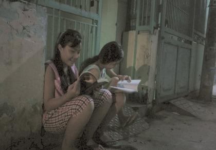 Tôi mừng rơi nước mắt vì bị mượn... sách
