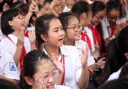 Hơn 22 triệu học sinh bước vào năm học mới