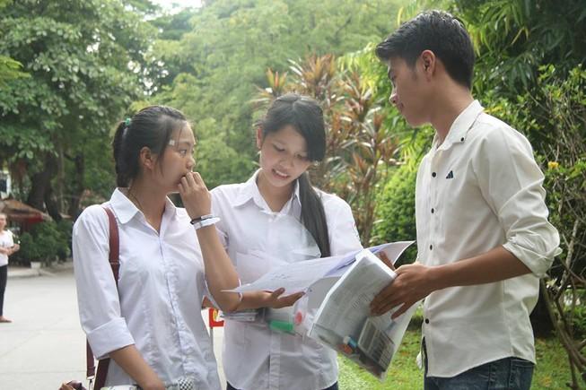 14 đề thi thử nghiệm kỳ thi THPT quốc gia năm 2017