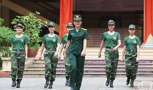 7 lưu ý đặc biệt cho thí sinh sơ tuyển trường quân đội