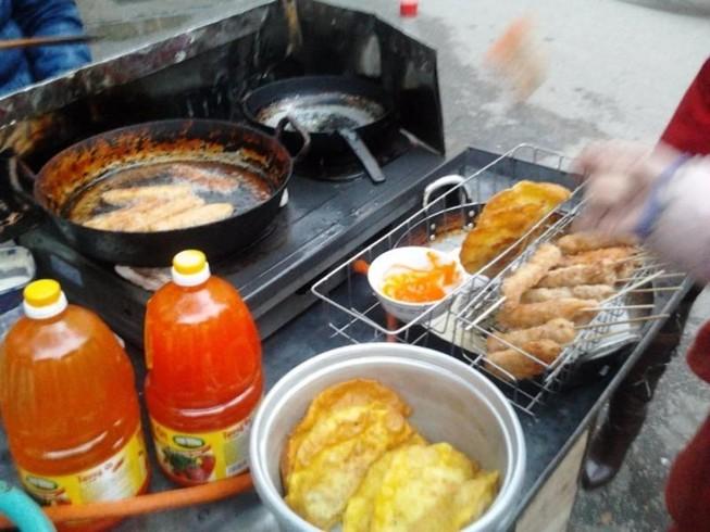 Chỉ 28% cơ sở thức ăn đường phố quận 1 đạt chuẩn VSATTP